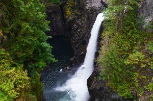 Elk Falls Campbell River