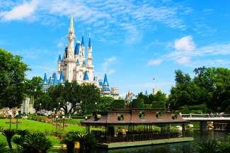 Het Walt Disney World Resort bestaat uit 4 themaparken, Magic Kingdom, Epcot, Disney's Hollywood Studios  en Disney's Animal Kingdom.