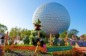 Disney Epcot Orlando