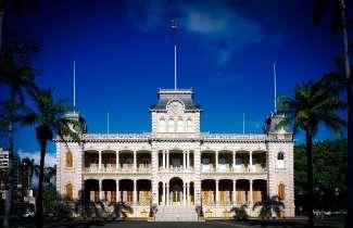 I'olani Palace
