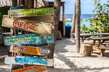 Strand Curaçao