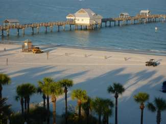 Florida heeft de prachtige stranden.