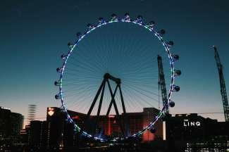 Reuzenrad in Las Vegas