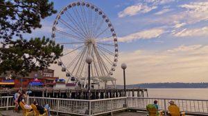 Reuzenrad Seattle