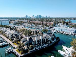 Jachthaven in Fort Lauderdale