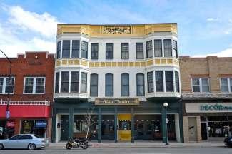 Bekend theater in Cheyenne