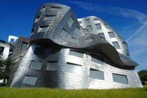 Kliniek ontworpen door Frank Gehry