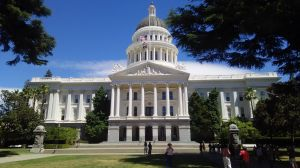 State Capitol of California