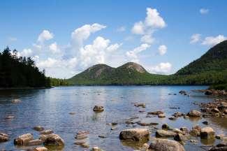Acadia National Park is een park met veel natuur