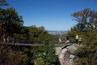 Swinging Bridge Chattanooga