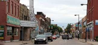 Downtown Pembroke