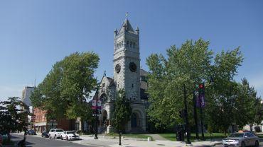 Kingston downtown
