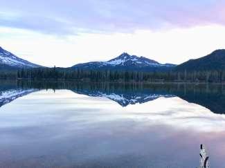 Spark's Lake Bend Oregon