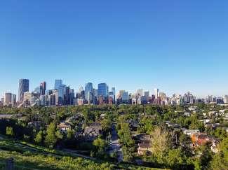 Calgary, de grootste stad van Alberta, is weliswaar een moderne stad, maar u vindt hier nog veel aan oude cultuur terug.