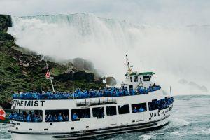 Informatie Niagara Falls >>