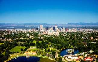 Denver is de perfecte uitvalsbasis voor een reis door de Rocky Mountains.