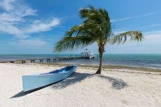 Florida Keys staat bekend om de relaxte sfeer en de vele droomstranden.