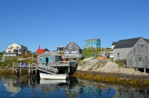 Paggy's Cove, Nova Scotia