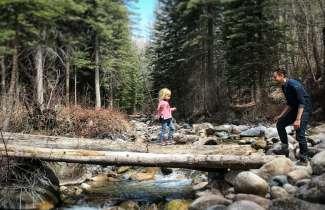 De wandelroutes in het midwesten van Amerika zijn één grote ontdekkingsreis voor kinderen.