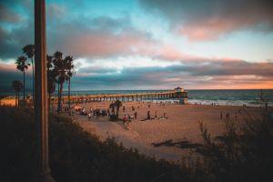 Manhattan Beach Pier - Los Angeles
