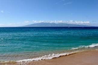 Kaanapali Beach is door het fijne zandstand een geliefde plek.