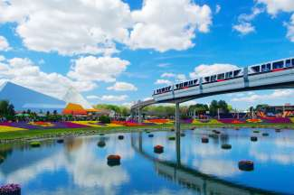 Epcot is sinds 1982 het 2e attractiepark in het Walt Disney World Resort in Orlando.