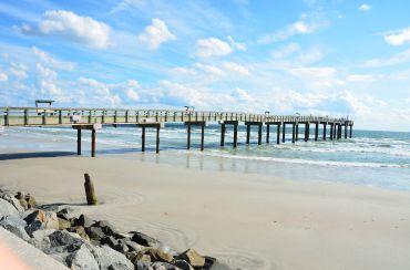 Fishing Pier St. Augustine Beach