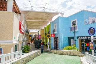Vergeet niet om te gaan shoppen in Cancun!