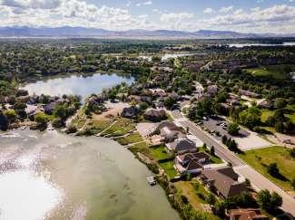 Loveland ligt in het noorden van de staat Colorado, ca. 45 minuten rijden van Denver.