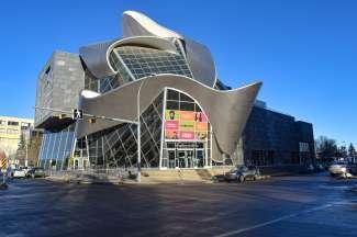 Art Gallery of Alberta is een kunstmuseum in Edmonton.