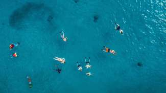 Op Curacao kunt u op heel veel plekken duiken en snorkelen.