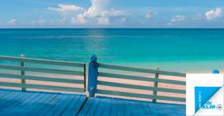 Nassau ligt op het populairste eiland de Bahamas, New Providence.