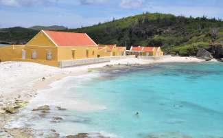 Washington Slagbaai National Park ligt in het noordwesten van Bonaire.