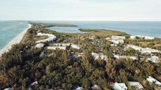Vanuit Fort Myers is het de moeite waard om via een rit over Sanibel Island een bezoek te brengen aan Captiva Island.