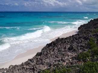 Paradijselijke stranden Bahama's
