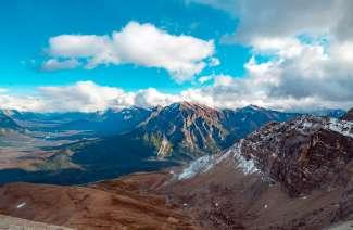Een van de belangrijkste bergen in Alberta.
