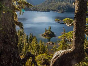 Strathcona Provincial Park Vancouver