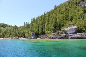 Flowerpot Island Georgian Bay