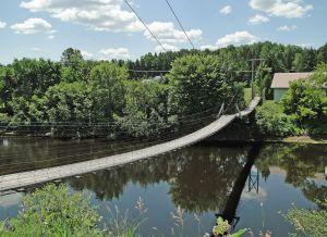 Pont de Broche Saint Alexis des Monts