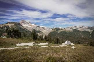 De omgeving van Squamish is een geliefde outdoorbestemming.
