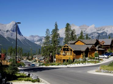 Downtown Canmore