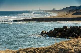 Virginia Beach biedt een verscheidenheid aan stranden.