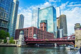 Chicago biedt een boeiende mix van oude en nieuwe architectuur.