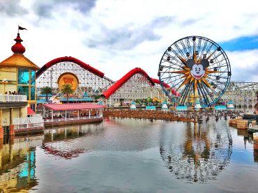 Disney Themepark