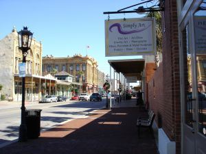 The Strand Historic District