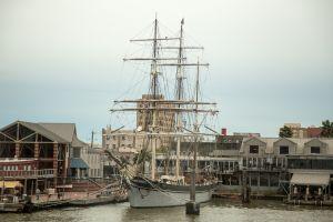 1877 Elissa Tall Ship