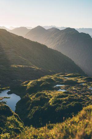 Wandelen op Haida Gwaii