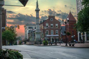 Downtown Lanacster