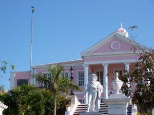 Parlementsgebouw Nassau