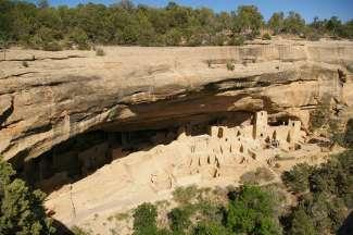 Dompel jezelf onder in de geschiedenis van de inheemse bevolking in Mesa Verde National Park.